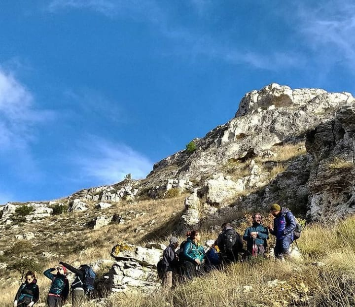 Walking holidays in Basilicata