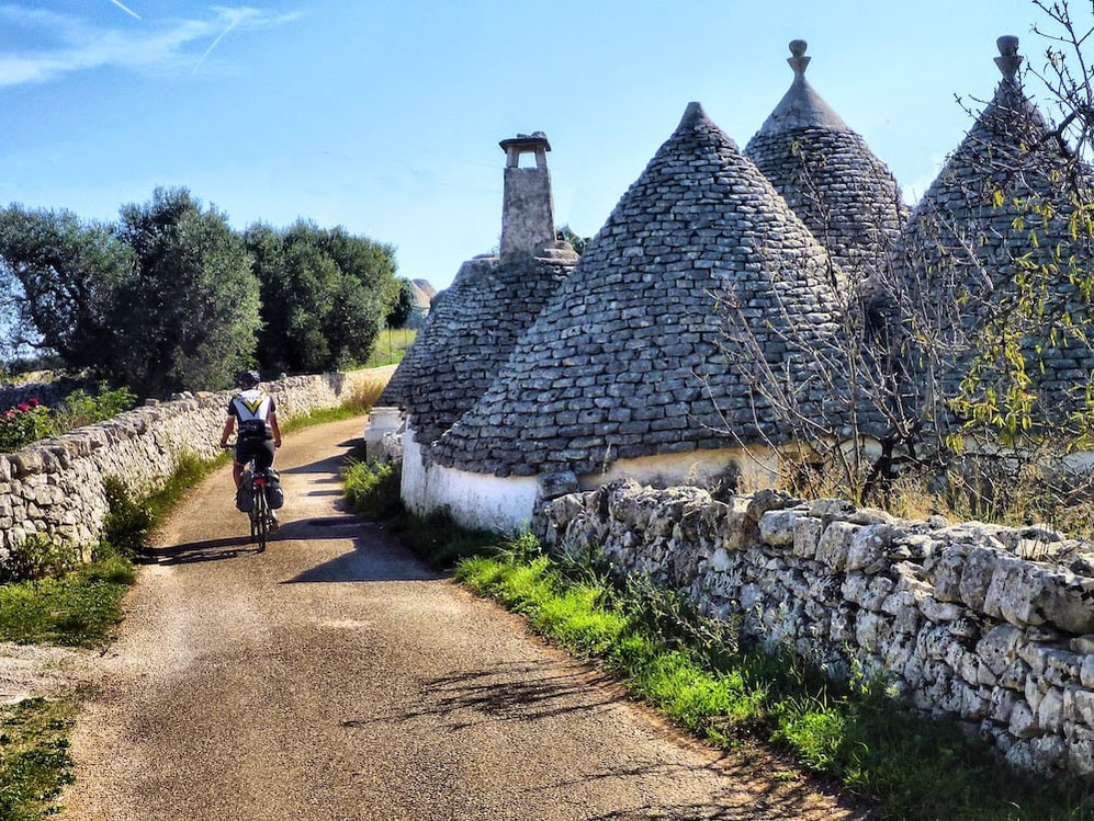 Apulia - Self-guided cycling tours