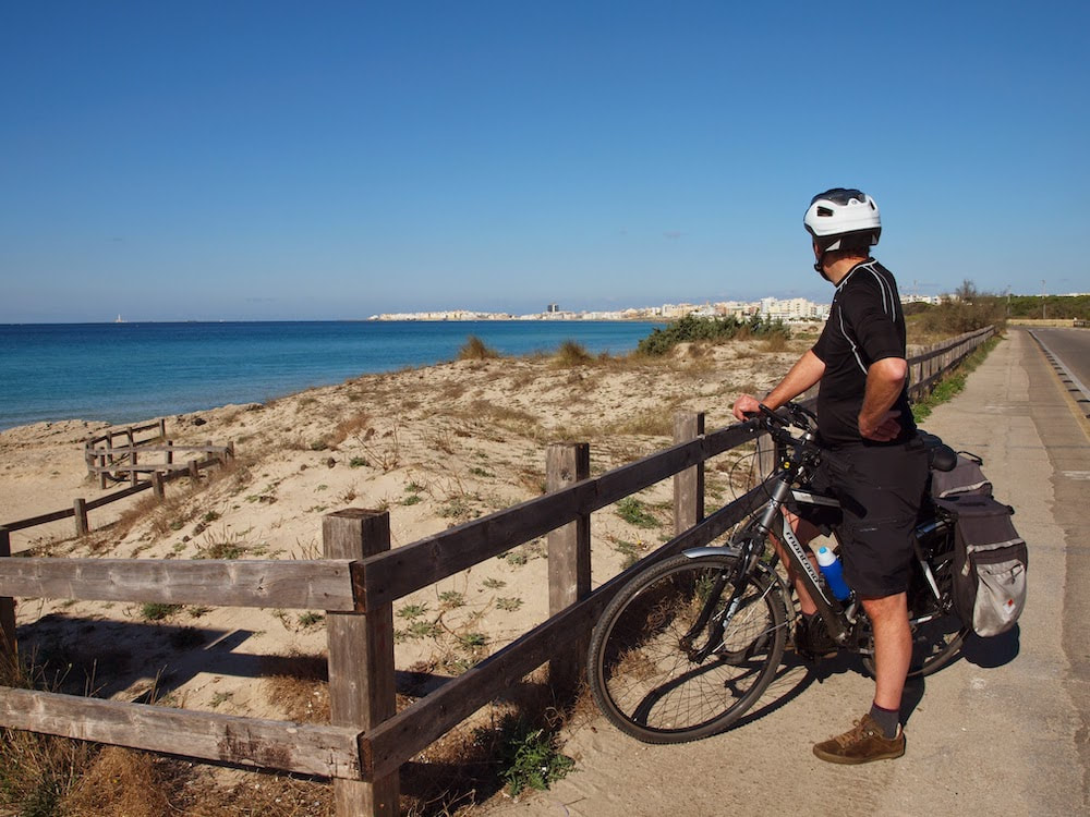 Cycling in Salento, Puglia