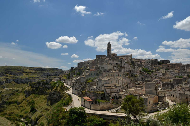 Matera, Sassi of Matera - UNESCO World Heritage site
